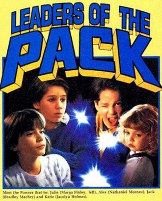 Power Pack - Image: Power Pack Comics Scene
