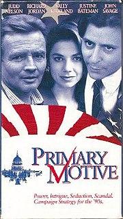 <i>Primary Motive</i> 1992 film by Daniel Adams