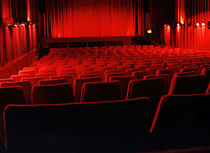 Prince Charles Cinema - Auditorium