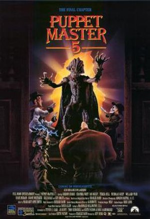 Puppet Master 5: The Final Chapter - Film poster