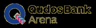 Sydney Super Dome - Image: Qudos Bank Arena logo