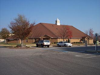 Mid-Atlantic Christian University - Albert C. Blanton III Campus Life Center