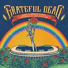 Grateful Dead Tour Date Eugene Oregon