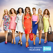 How old are the housewives of melbourne