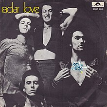 Golden earring wiki radar love bass