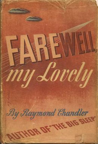 Picture of a book: Farewell, My Lovely