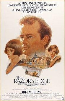 the razors edge characters
