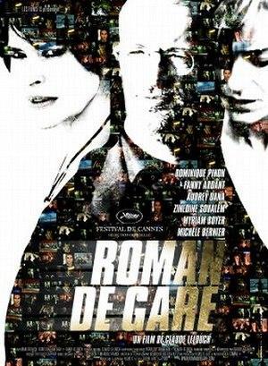 Roman de Gare - Image: Romandegare
