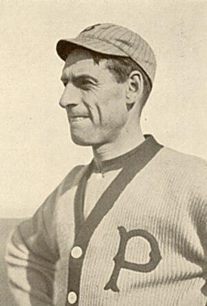 Roy Thomas (outfielder) - Image: Roythomas 01