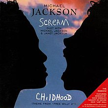 Scream 4 Theme Song http://en.wikipedia.org/wiki/Childhood_(Theme_from_Free_Willy_2)