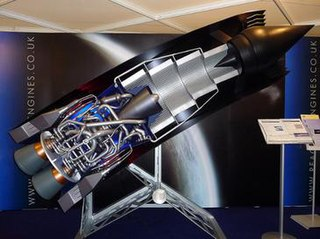 SABRE (rocket engine) Hybrid ramjet and rocket engine