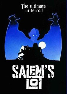Image result for salem's lot 1979 poster