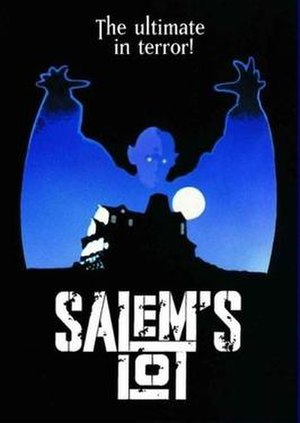 Salem's Lot (1979 miniseries) - Poster art