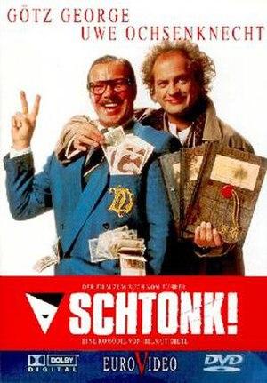 Schtonk! - DVD Cover