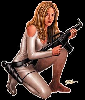 Sharon Carter Fictional character in Marvel Comics