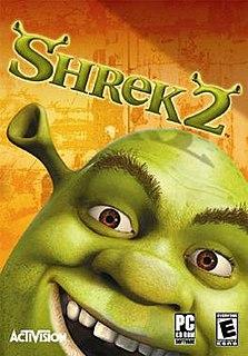 <i>Shrek 2</i> (video game) video game
