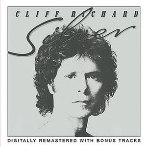 Silver (Cliff Richard album) - Image: Silver (Cliff Richard album) remastered cover