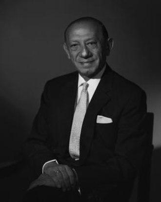 Jack Cohen (businessman) - Image: Sir Jack Cohen