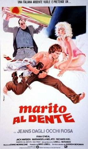 So Fine (film) - Italian film poster
