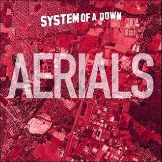 Aerials (song) - Image: Soad aerials single