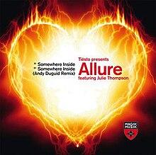 Allure feat. Juliе Thompson - Somewhere Inside (Evgeny Lebedev Dub Bootleg)