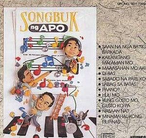 Songbuk ng APO - Image: Songbuk ng apo (albumcover)