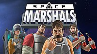 Picture of a game: Space Marshals