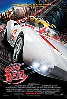 Picture of a movie: Speed Racer