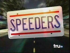 Speeders - Image: Speederslogo