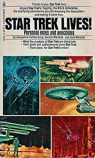 <i>Star Trek Lives!</i>
