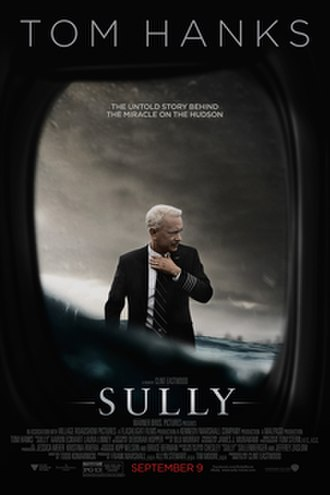 Sully (film) - Theatrical release poster