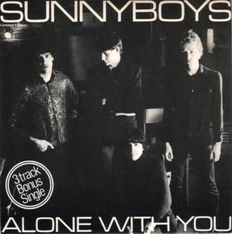 Alone with You (Sunnyboys song) - Image: Sunnyboys alone with you