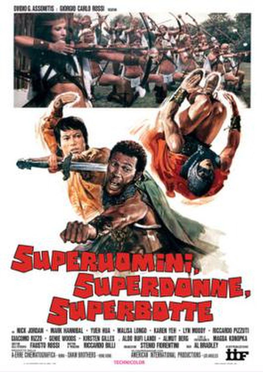 Super Stooges vs. the Wonder Women