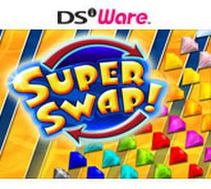Super Swap - Image: Super Swap Cover Art