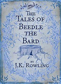 JK Rowling Books List : Tales of Beedle the Bard