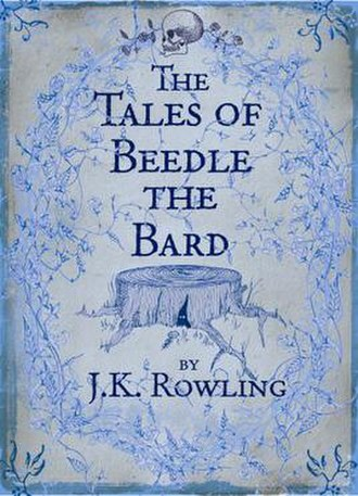 The Tales of Beedle the Bard - Image: Tales of Beedle the Bard
