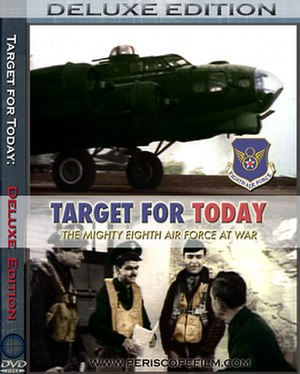 Target for Today - DVD cover