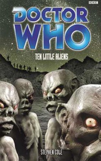 Ten Little Aliens - Image: Ten Little Aliens