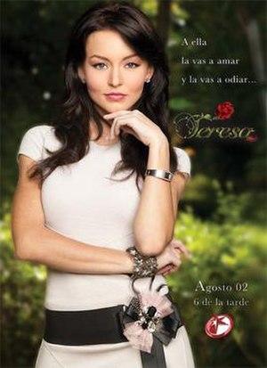 Teresa (2010 telenovela) - Image: Teresa (2010 telenovela)