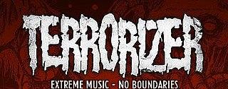 <i>Terrorizer</i> (magazine) Extreme music magazine