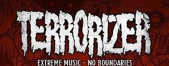 Terrorizer (magazine) - Image: Terrorizerlogo