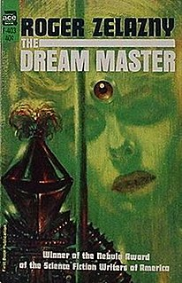<i>The Dream Master</i> novel by Roger Zelazny