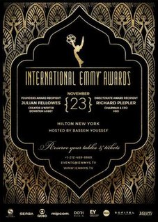 43rd International Emmy Awards