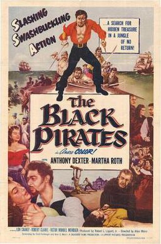 The Black Pirates - Image: The Black Pirates Film Poster