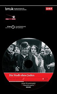 <i>The City Without Jews</i> 1924 film by Hans Karl Breslauer