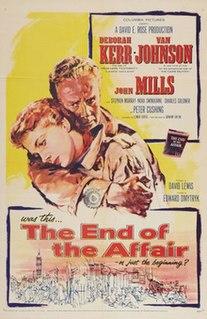 <i>The End of the Affair</i> (1955 film)