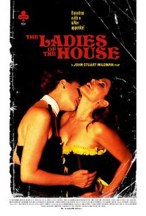 The Ladies of the House - Image: The Ladies of the House horror film poster