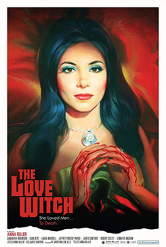 The Love Witch - Theatrical release poster