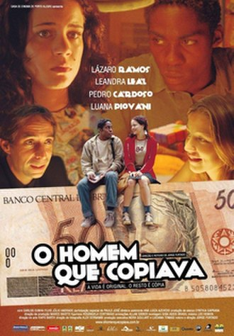 The Man Who Copied - Film poster