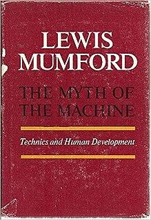 <i>The Myth of the Machine</i>